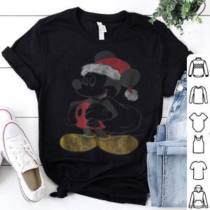 Nice Disney Mickey Mouse Santa Christmas sweater