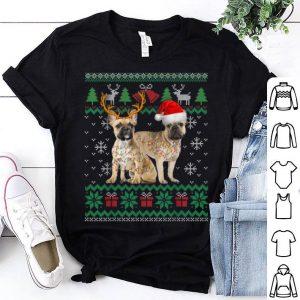Nice French Bulldog Dog Ugly Christmas Puppy Xmas Pajamas Gift sweater