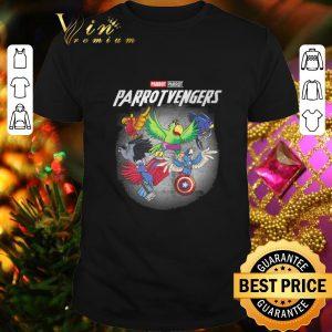 Nice Parrot Parrotvengers Marvel Avengers Endgame shirt