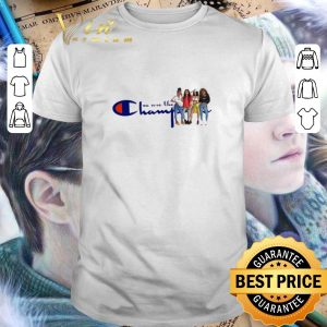 Official Girls Trip we are the Champion shirt