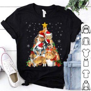 Official Sheltie Christmas Tree Xmas Gift For Sheltie Dog sweater