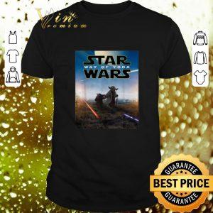 Official Star Wars way of Yoda Poster shirt
