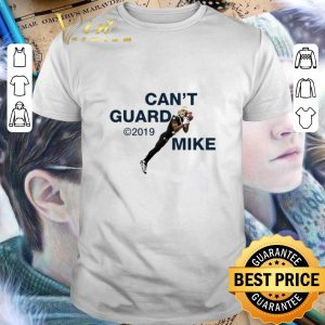Official Tip Toe catch Michael Thomas can't Guard 2019 Mike shirt