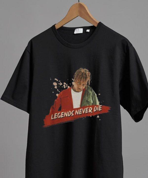Pretty Juice WRLD Legends Never Die shirt