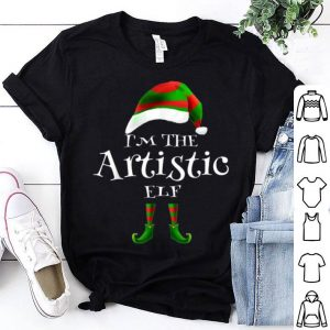 Pretty The Artistic Elf Group Matching Family Christmas Gift Art sweater