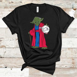 Original Master Yoda Basketball Los Angeles Clippers shirt
