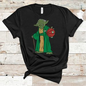 Pretty Master Yoda NBA Boston Celtics shirt