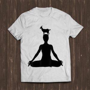 Awesome Chakra Yoga Goat Yoga shirt