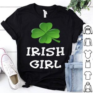 Awesome Irish Girl St. Patrick's Day Funny Women Gift shirt