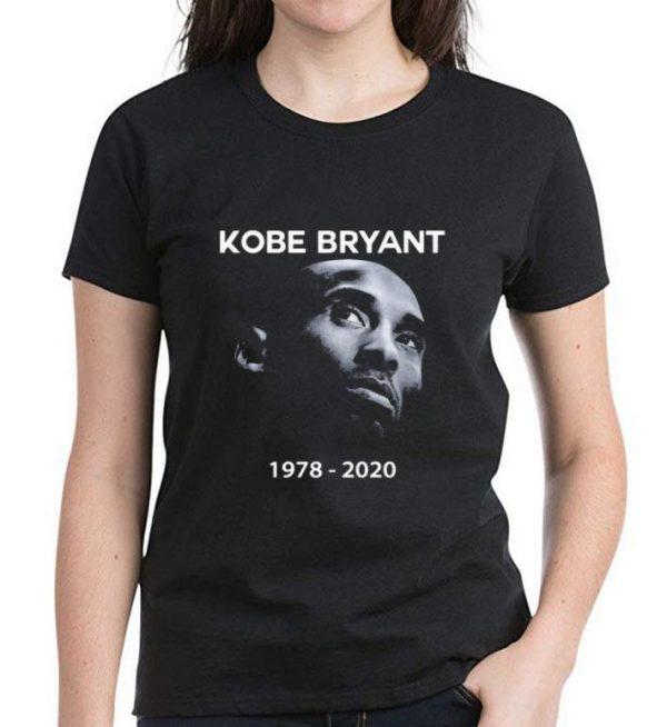 Awesome Kobe Bryant 1978 – 2020 Face shirt