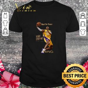 Cool Rest In Peace Kobe Bryant King 08.23.78-01.26.20 Lakers 24 shirt