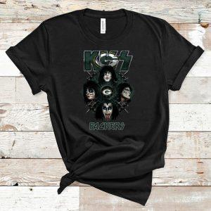 Great Kiss Band Packers shirt