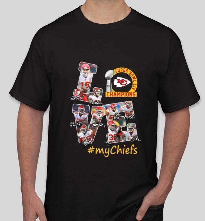Great Love Kansas City Chiefs Super Bowl Liv Champions Mychiefs shirt 4 - Great Love Kansas City Chiefs Super Bowl Liv Champions #Mychiefs shirt
