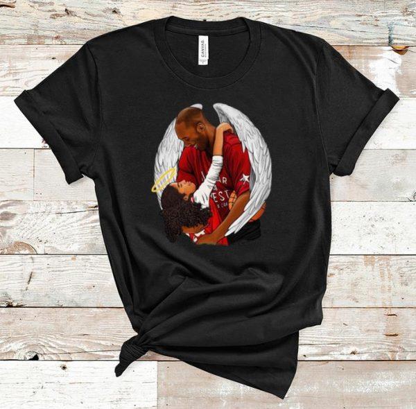 Nice Rip Gianna Bryant and Kobe Bryant shirt