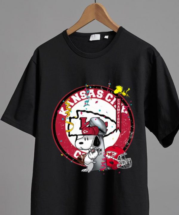 Official Kansas City Chiefs Super Bowl Champions Soppy shirt