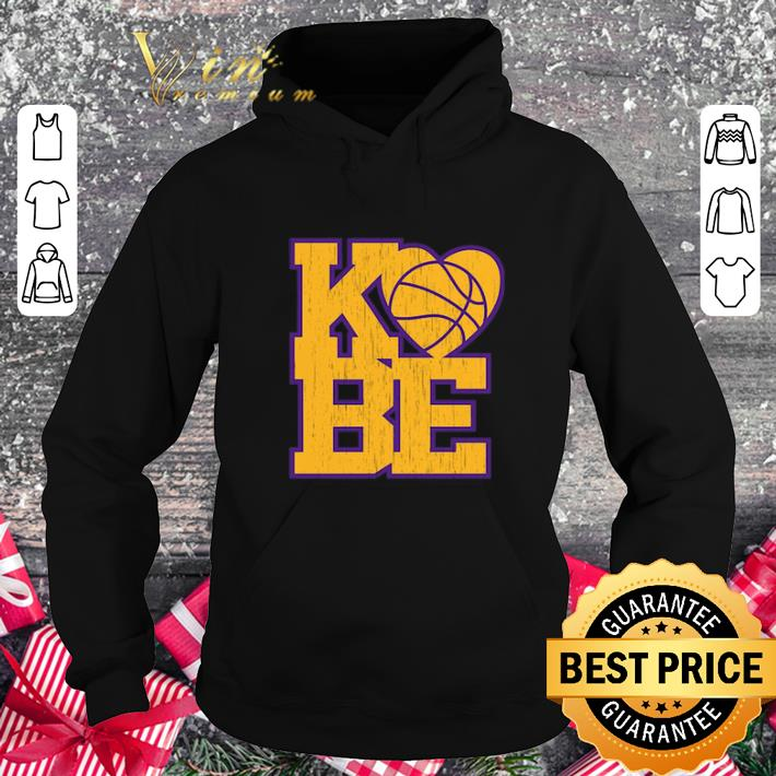 Official Love Kobe Bryant RIP 1978 2020 Rest In Peace shirt 4 - Official Love Kobe Bryant RIP 1978-2020 Rest In Peace shirt