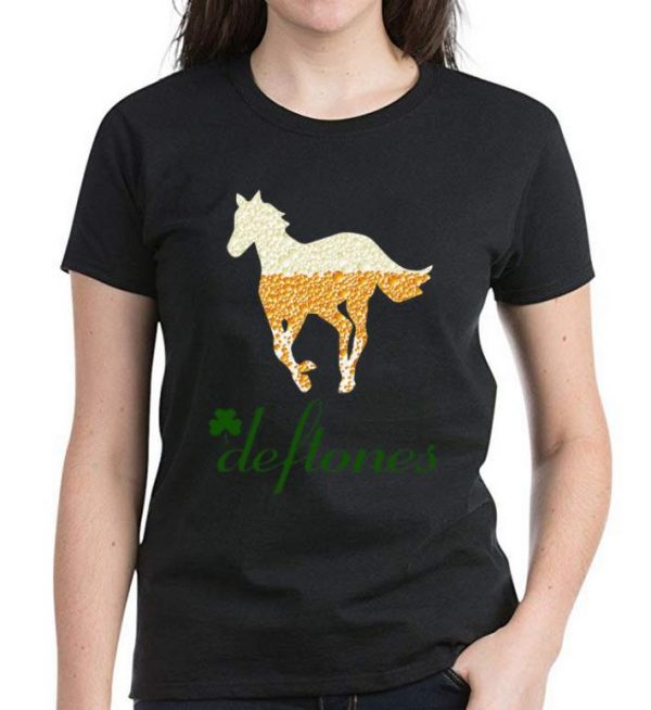 Official St Patrick's Day House Deftones shirt