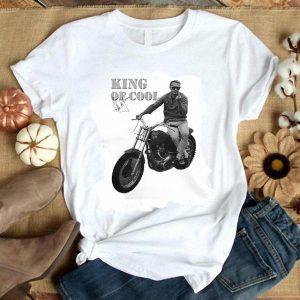 Official Steve McQueen King of Cool signature shirt