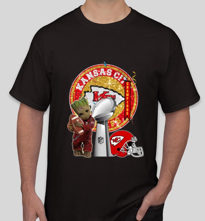 Original Baby Groot Hug Footbal Kansas City Chiefs Super Bowl Champions shirt 4 - Original Baby Groot Hug Footbal Kansas City Chiefs Super Bowl Champions shirt