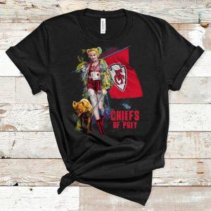 Premium Harley Quinn Kansas City Chiefs Of Prey Kansas City Chiefs Flag shirt
