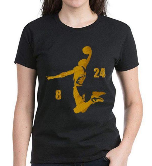 Premium Number 8 And #24 Basketball Kobe Bryant shirt