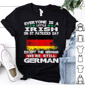 Pretty Irish German St Patricks Day Funny German shirt