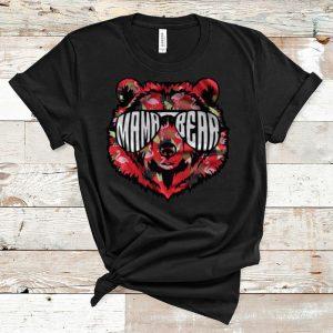 Pretty Mama Bear Face shirt