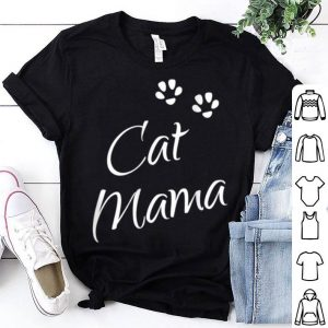 Awesome Cat Mama Funny Mommy Pet Lover Gift shirt