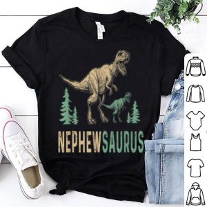 Awesome Nephewsaurus-funny Dinosaur First-time Mother's Day shirt