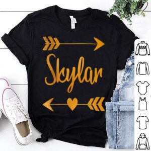 Awesome Skylar Personalized Name Funny Birthday Custom Mom Gift Idea shirt