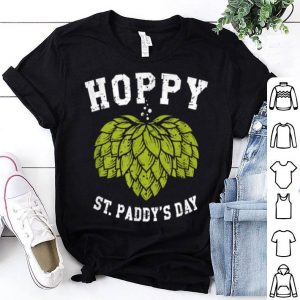 Beautiful Hoppy St Paddy's Day Funny St Patricks Craft Beer shirt