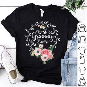 Nice Best Grammy Ever Mother's Day Gift Grandma shirt