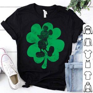 Premium Disney Mickey Mouse Shamrock St. Patrick's shirt