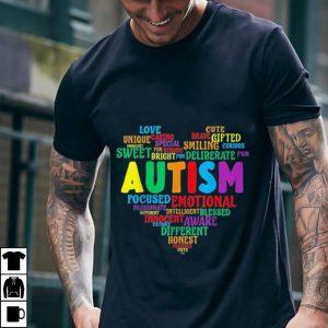 2019 Autism Heart Autism shirt