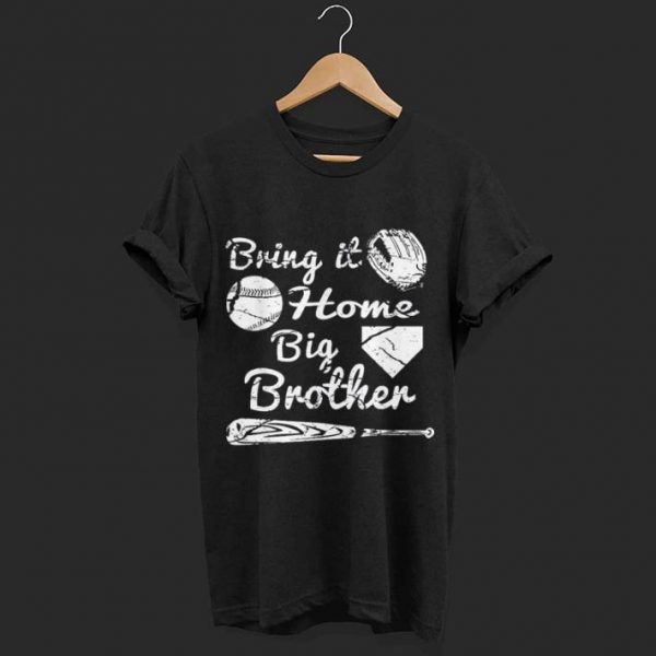 Big Brother Little Brother Baseball shirt