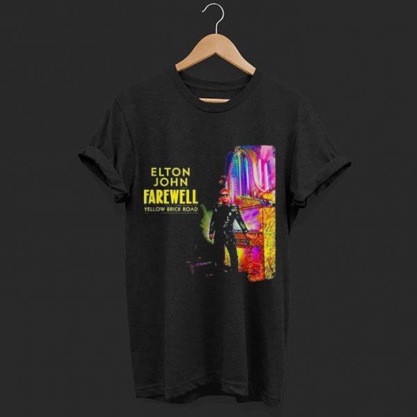 Farewall 2018 - 2019 john elton parkir shirt