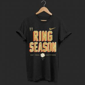 Ring Season Clemson Champion shirt