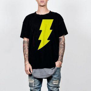 Shazam! Logo shirt