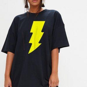 Shazam! Logo shirt 2