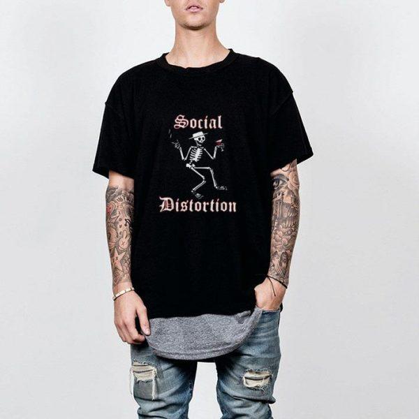 Socials Distortions shirt