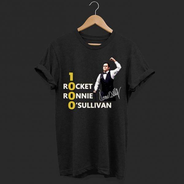 1000 Rocket Ronnie O'Sullivan shirt
