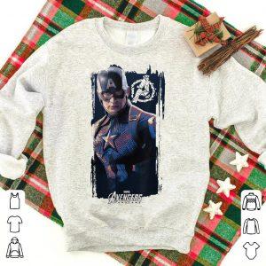 Avengers Endgame Captain America shirt