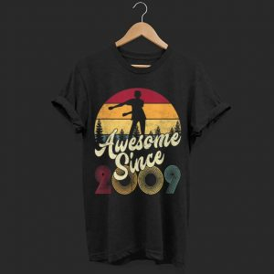 Awesome Since 2009 Floss Like A Boss shirt