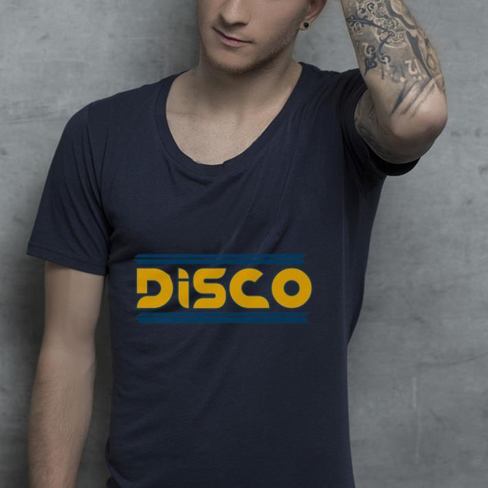 5f37778fb2 Disco Retro shirt