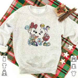 Disney Mickey Mouse and Minnie shirt