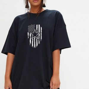 Father's day Dallas Cowboy American Flag shirt 2