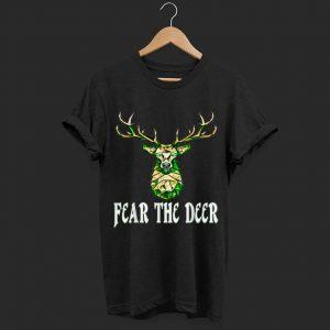 Fear The Deer Basketball shirt