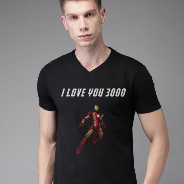 I Love You 3000 Iron man End Game shirt