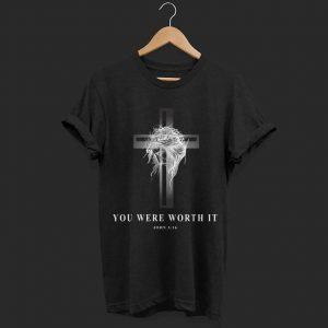 Jesus Cross Easter Christian shirt