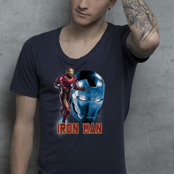 Marvel Avengers Endgame Iron Man Side shirt 4 - Marvel Avengers Endgame Iron Man Side shirt